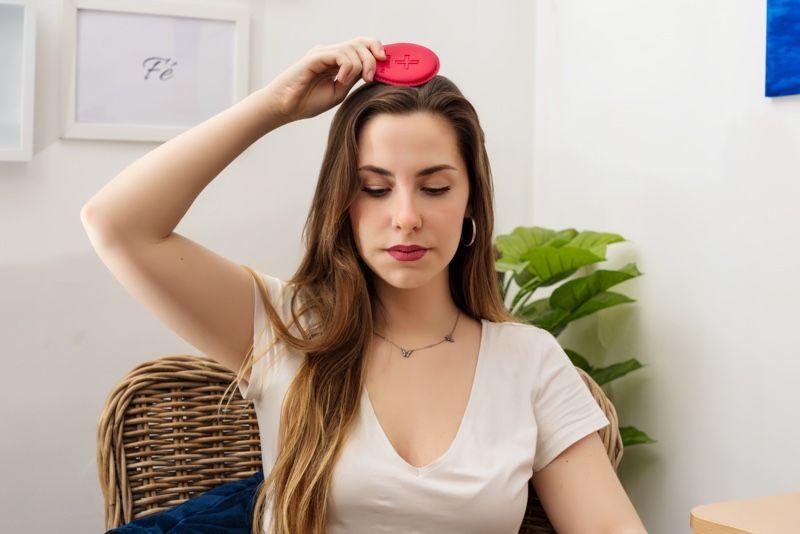 Liberación de emociones atrapadas con Mónica Damboriano